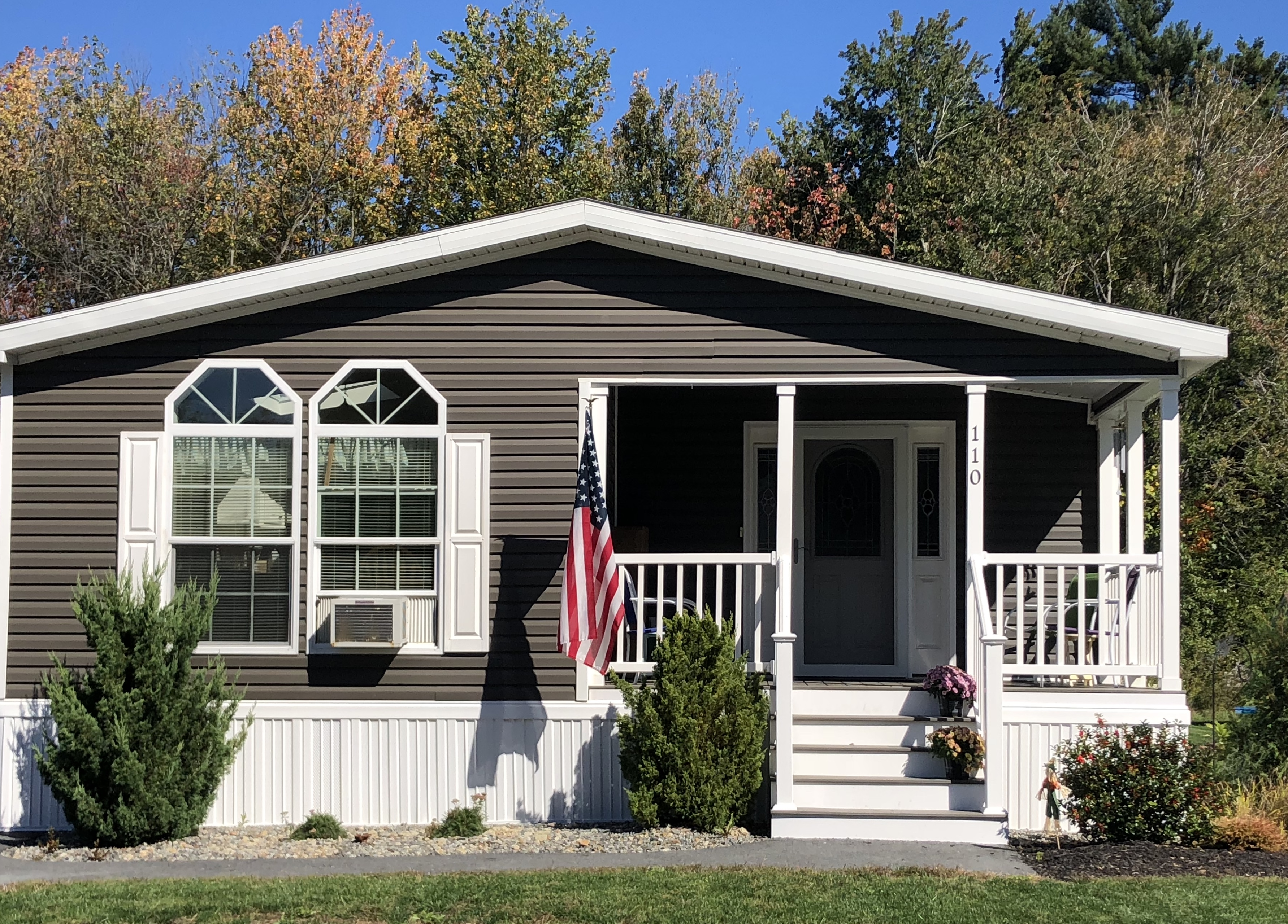 SALEM MANUFACTURED HOMES – Manufactured Homes-Sales and Service
